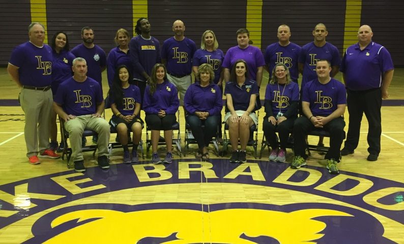 lbss heath and physical education teachers